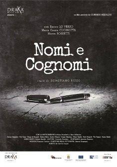 Nomi e cognomi, dal 14 maggio al cinema.