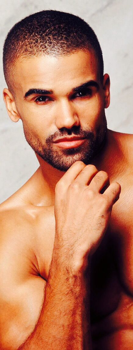 Shemar Moore (Derrick Morgan on Criminal Minds). First watched him on Y&R and he's gotten better with age!