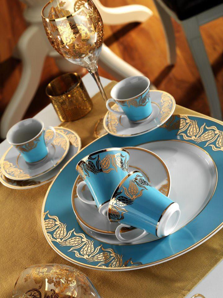 Kütahya Porselen Osmanlı Serisi