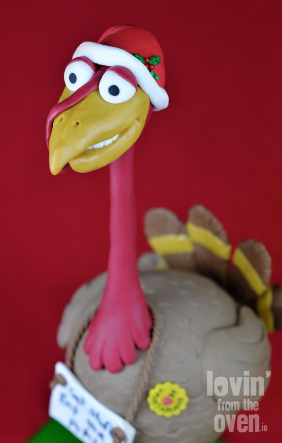 Turkey or Ham? - Cake by Lovin' From The Oven