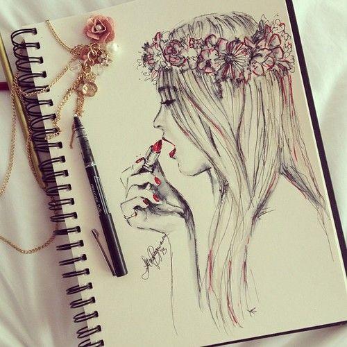 Garota, ame-se mais, valorize-se mais.. pois a vida é curta..