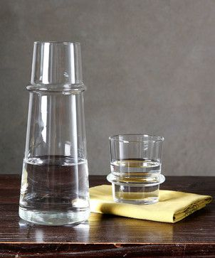 Ramos Carafe and Cup transitional-serveware