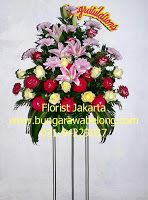 Bunga Peresmian Pembukaan Kantor di Central Park | Toko Bunga by Florist Jakarta