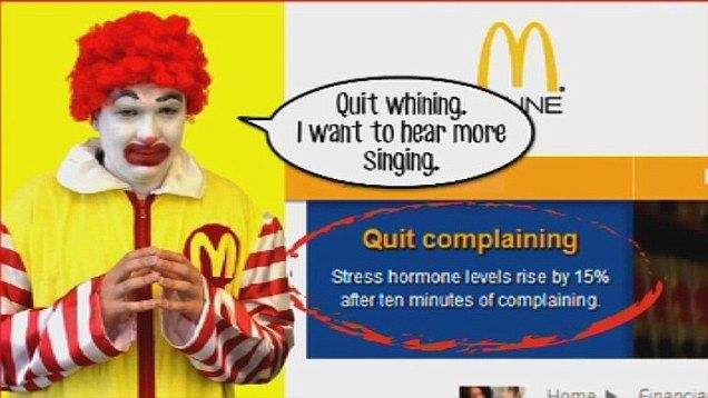 McTightWads-----McDonald's under fire after telling staff to return holiday gifts, apply for food stamps or eat stale bread if they are in debt