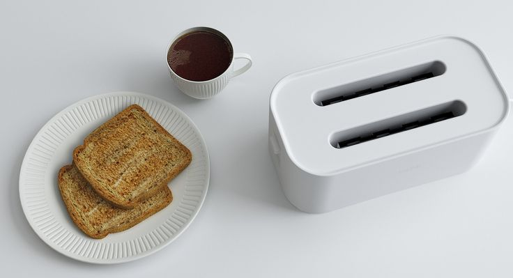F_Toaster _ It introduces the toaster can burn delicious bread. If you do not use it with a very simple form, but you can remove the top cover to use. I try to burn only where the bread is usually not a concern.