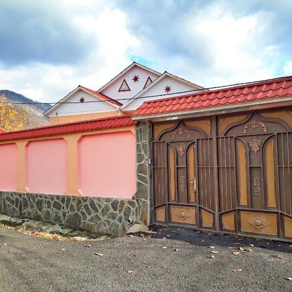 Qafqaz Gabaland Villa Located In Gabala Within 2 3 Km Of L2 Riverside Gondola Lift And 6 Km Of L4 Gabala Gondola Lift Qafqaz Gabaland Villa Gondola Lift Hotel