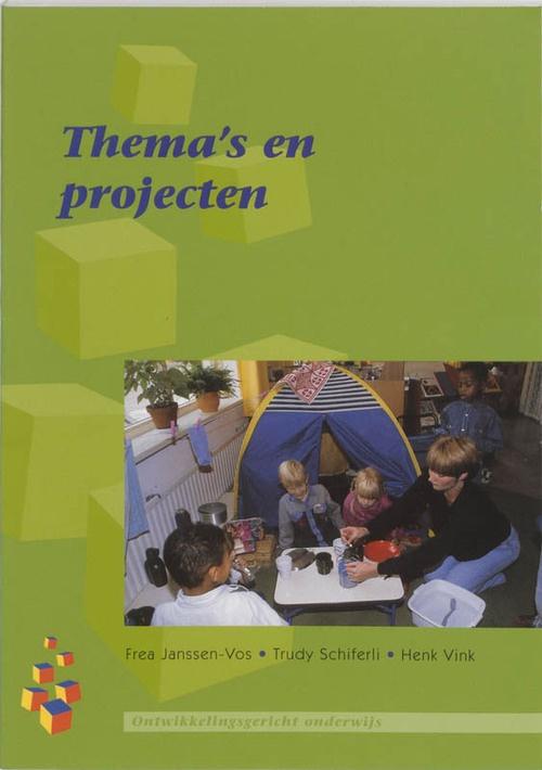 Thema's en projecten (ontwikkelingsgericht onderwijs)