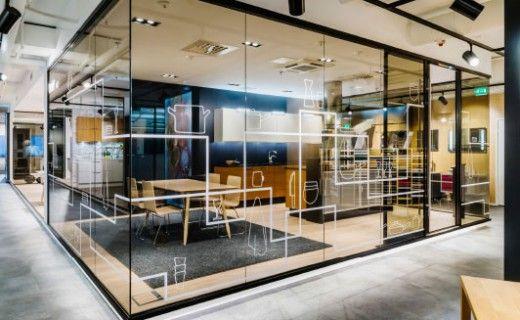 Sisustusarkkitehtitoimisto dSign Vertti Kivi & Co. Retail design, Puustelli