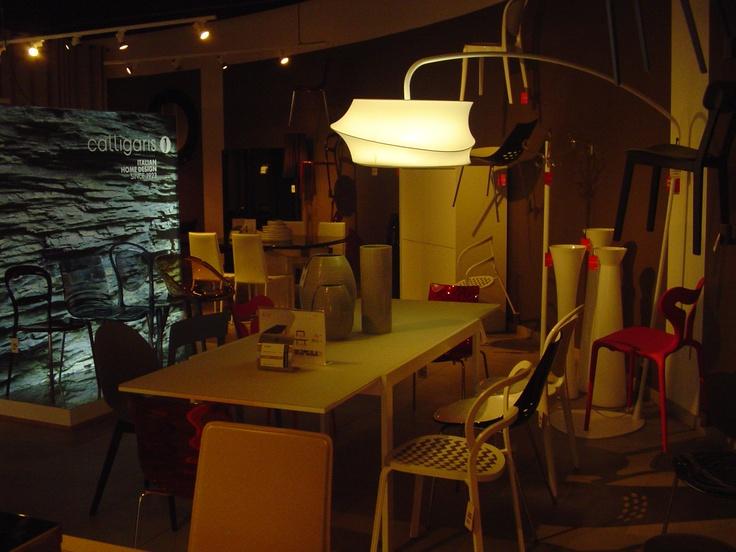 Calligaris jadalnia / dining room