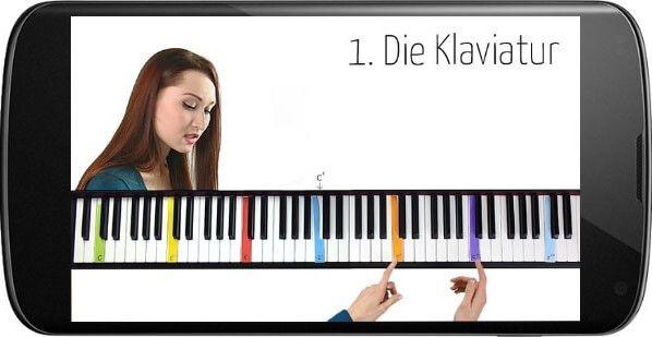 1. Die Klaviatur | Kostenlos Musiktheorie lernen mit PianoTube