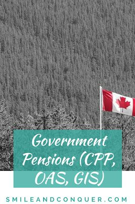 Canadian Government Pensions