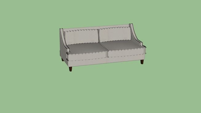 Martha Stewart Sofa, Kent Collection - 3D Warehouse