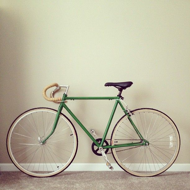 BIKE, would be a perfect commuter bike to and from work.