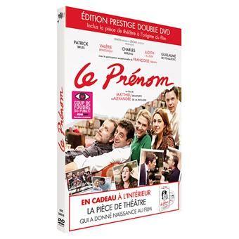 Le Prénom - Coffret Edition Prestige : Film + Pièce de Théâtre