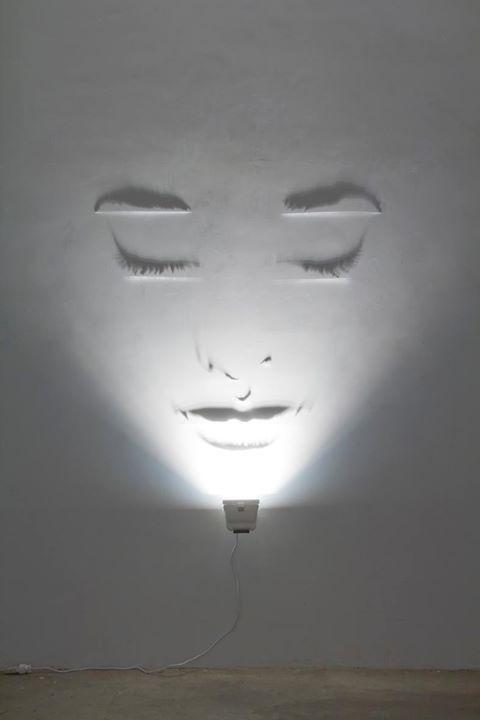 Shadow Art by Fabrizio Corneli