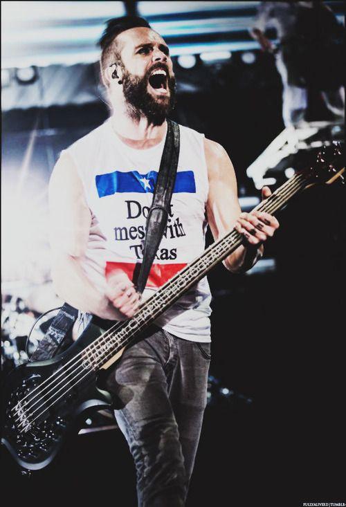 john cooper rockin that beard