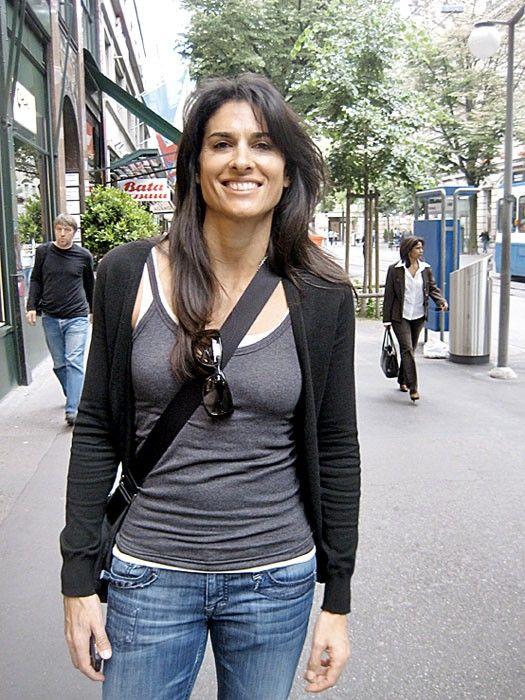 Gabriela Sabatini!