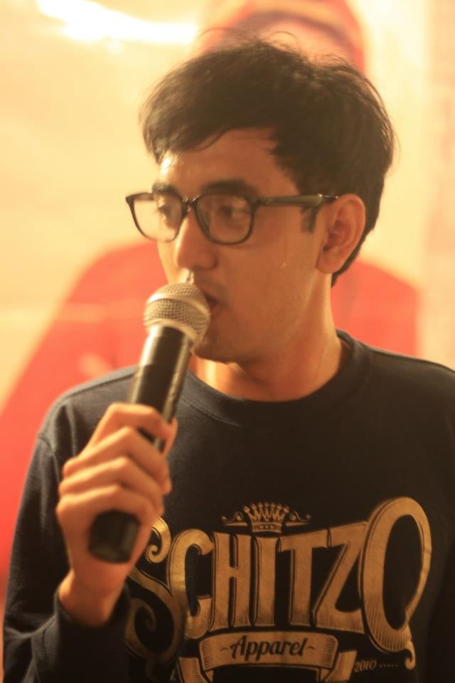 Stand Up Comedy with Kemal Palevi