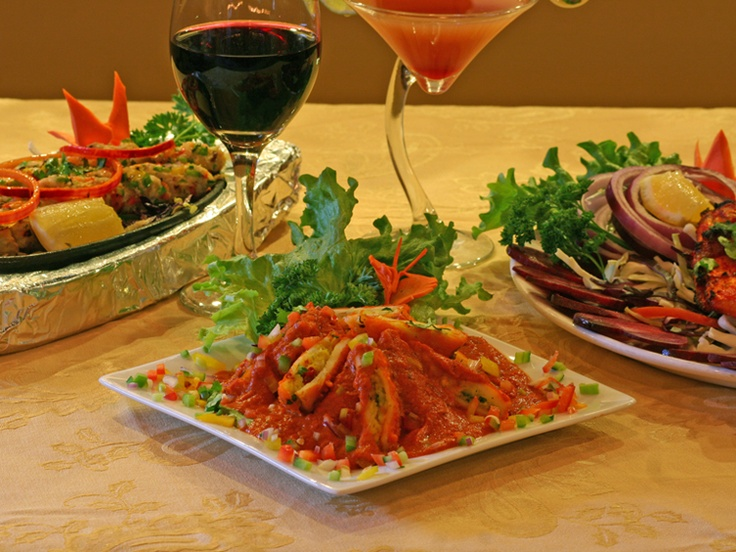 Nirvana, The Flavours of India in Mississauga Indian Restaurant
