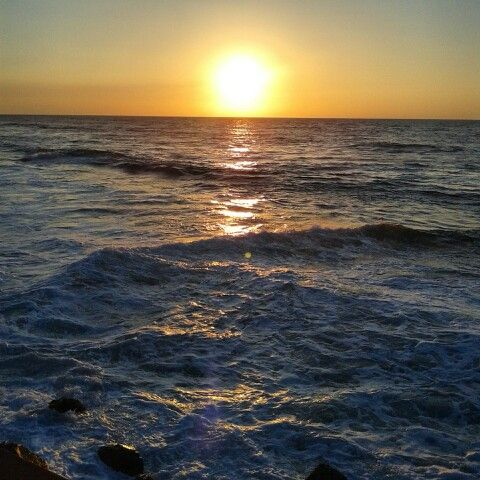 Antofa sunset