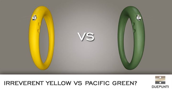 Irreverent or peaceful? What's your mood today! Wear it with your #DUEPUNTI ring! http://bit.ly/Classic_Collection