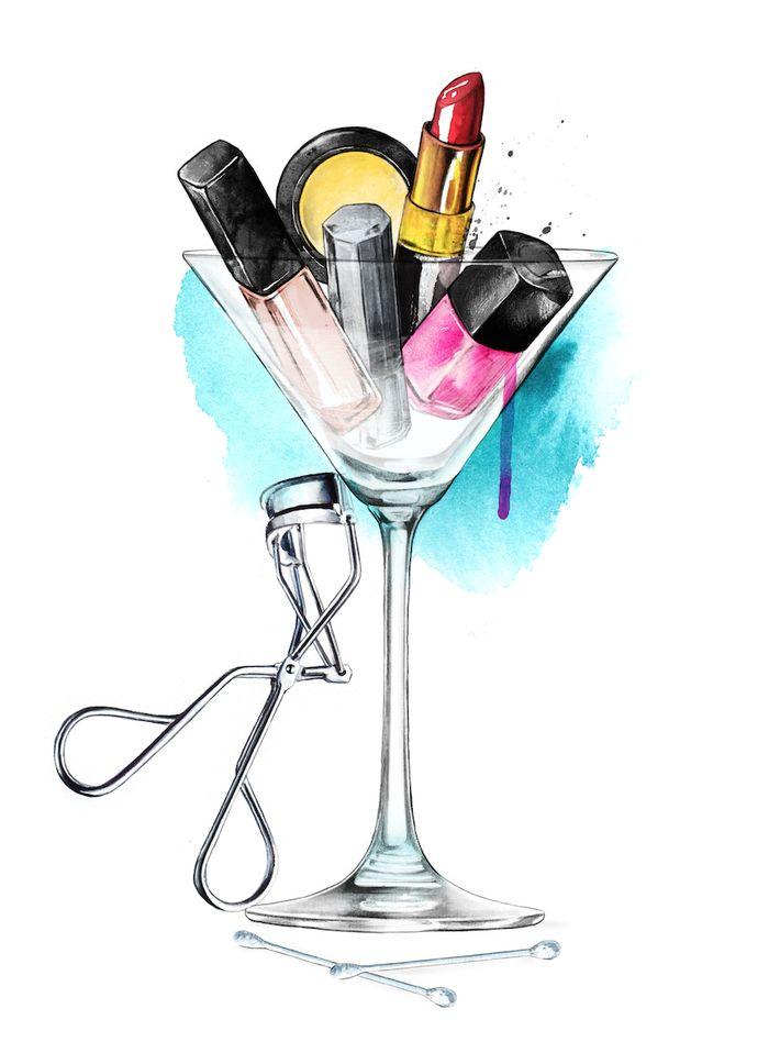Esra Røise // Beauty - Beauty cocktail