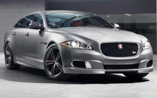550-HP 2014 Jaguar XJR Making Debut in New York - WOT on Motor Trend