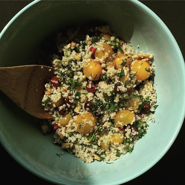 Quinoa Crusted Chicken Parmesan - The well balanced FODMAPer—Kate Scarlata RDN