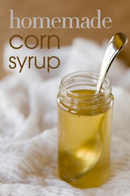 Homemade Corn Syrup