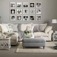 R sultat de recherche d 39 images pour salon beige gris - Salon beige et blanc ...