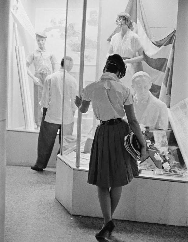 From The Skyline: Dans l'objectif d'Henri Cartier-Bresson // Rétrospective au Centre Pompidou