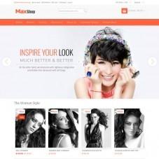 Maxshop using TemplateMela Framework