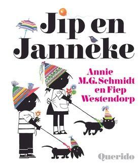 Jip en Janneke in retro paperback uitvoering!