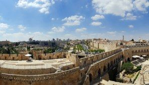 Jeruzalem is geen