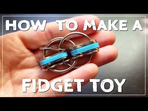 How To Make a Fidget Toy - YouTube                                                                                                                                                                                 More