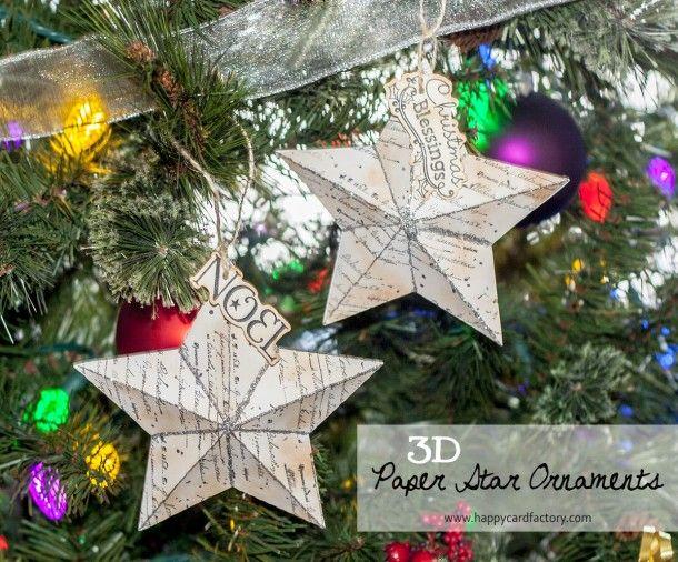 Ms de 25 ideas increbles sobre card factory en pinterest 3d paper star ornaments happy card factory myscrapchick negle Gallery