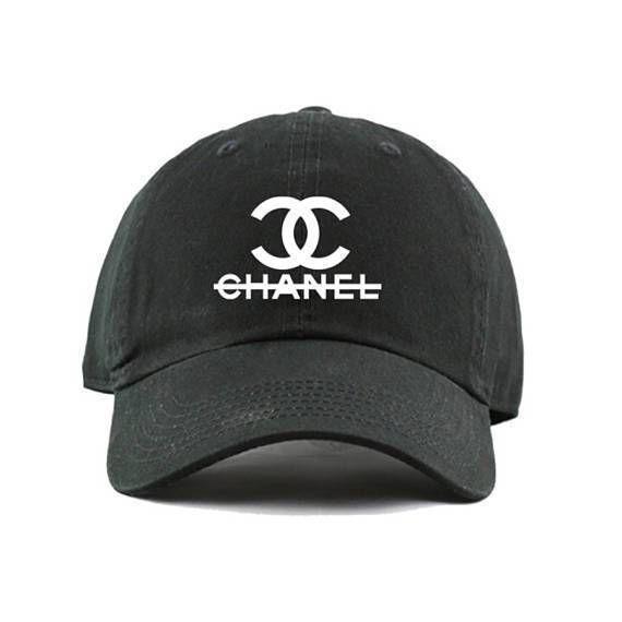 d881a78a Chanel HAT FOR MEN OR WOMEN Cap in 2019   Dre Jeans   Chanel hat ...