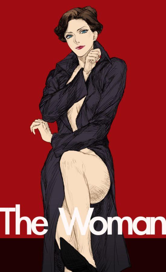 """""""The Woman"""" Irene Adler - Sherlock"""