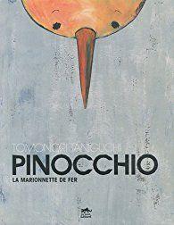 Pinocchio, la marionnette de fer par Tomonori Taniguchi