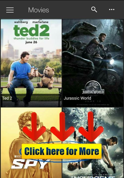 free movies app android