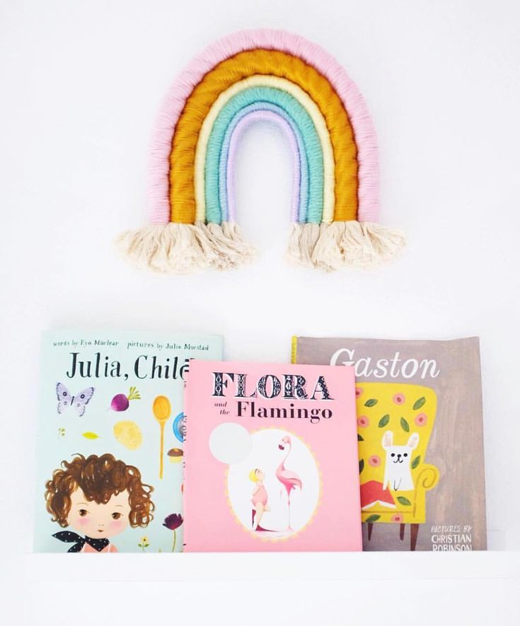 a magic rainbow jordan and co selected for her daughters room it