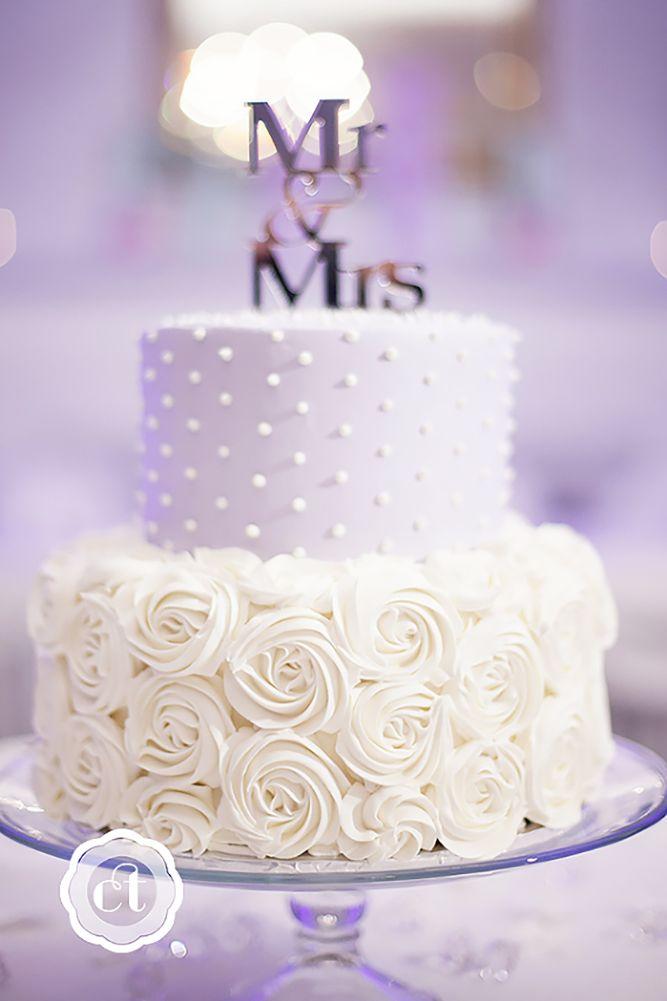 white wedding cake 18