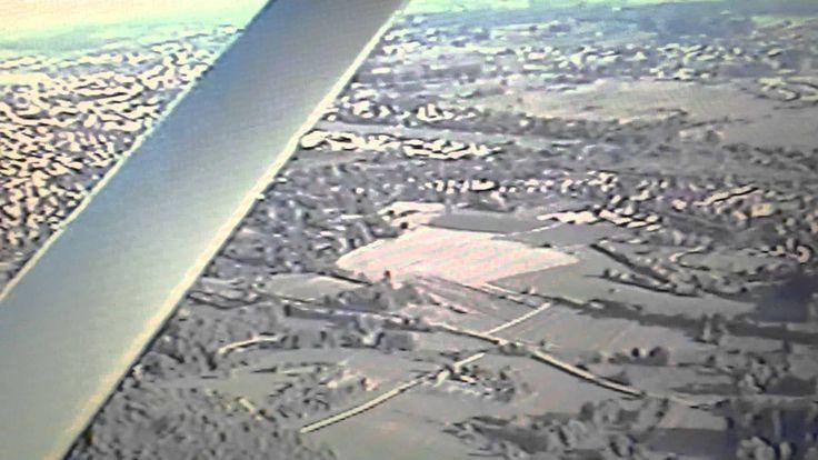 Fliegen mit der Cessna zum Bodensee 2003