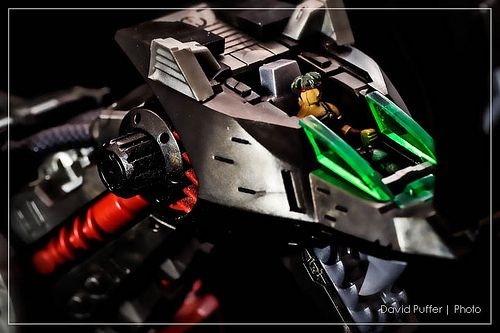 Lightning Saix Cockpit view. #zoids #toys #models #anime #kotobukiya #lightningsaix #photography