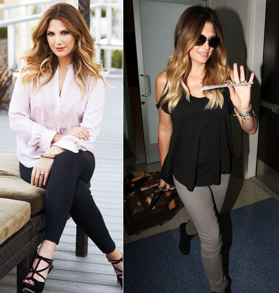 Daisy Fuentes Hair Styles and Care Inspirations celebrity hair styles