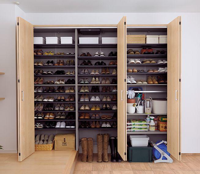 イメージ写真から室内ドア フローリング 収納を探す 室内ドア