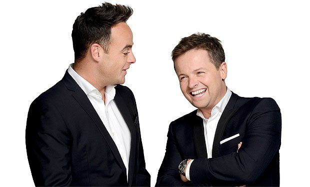 Ant and Dec in their first ever separate interviews
