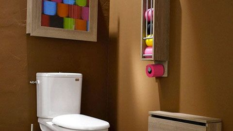 9 best nicoll images on Pinterest Bathroom, Bathrooms and Guest toilet - Comment Decorer Ses Toilettes