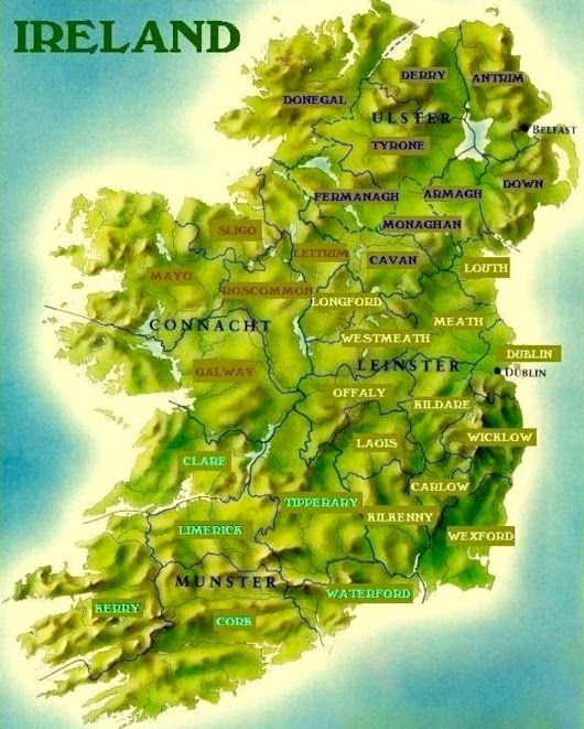 A few, perhaps unknown, facts about Ireland... | +Stair na hEireann  #IrishHi...