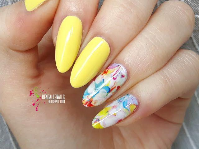 "World Of Colors: Orly ""Lemonade"" na Wielkanoc"